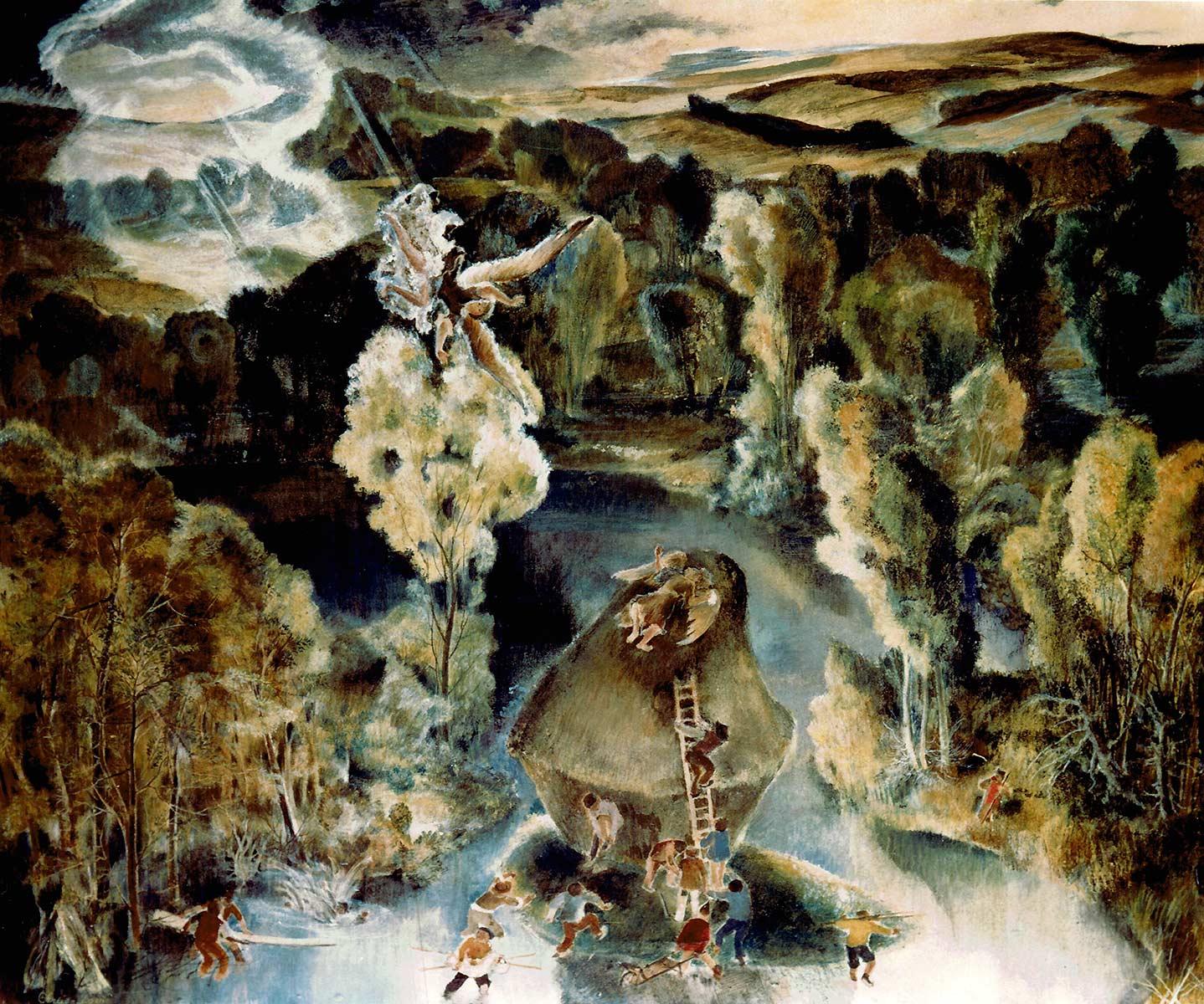 L'ange blessé – 1942