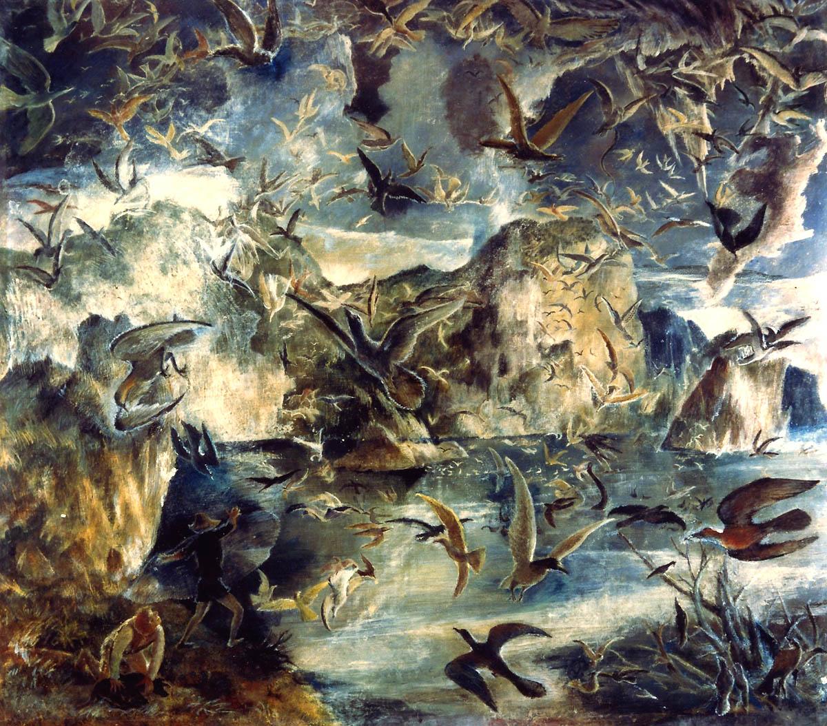 Les oiseaux – 1941